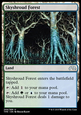 Skyshroud Forest