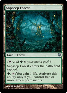 Sapseep Forest